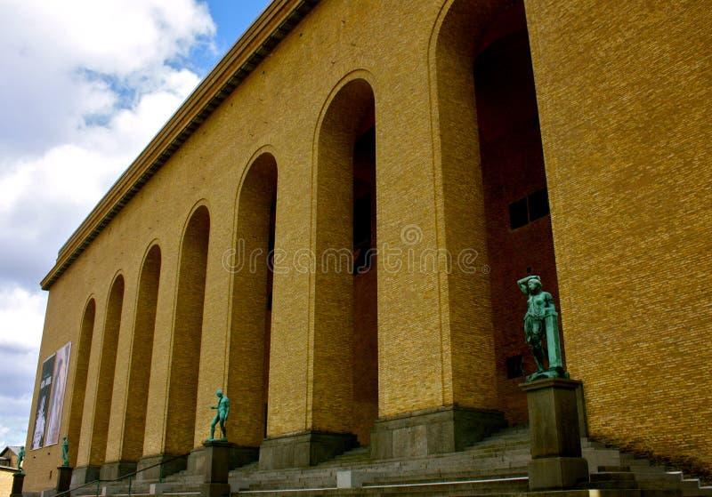 музей gothenburg искусства стоковое фото rf