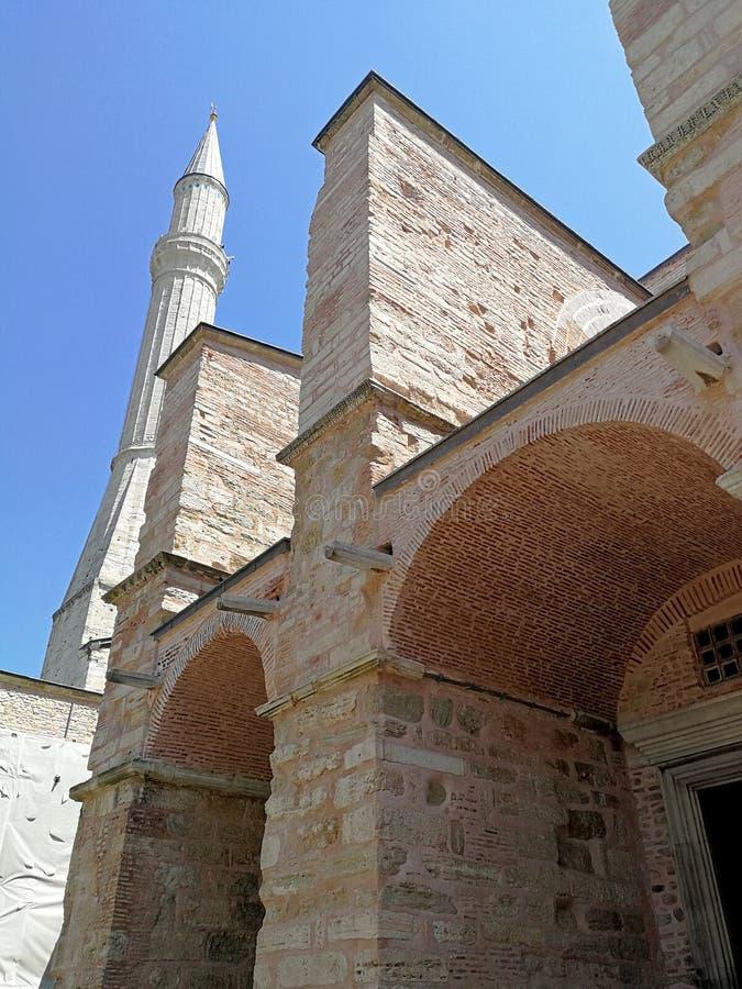 Музей Hagia Sophia стоковая фотография