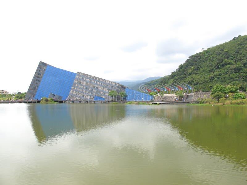 Музей Lanyang стоковые фото