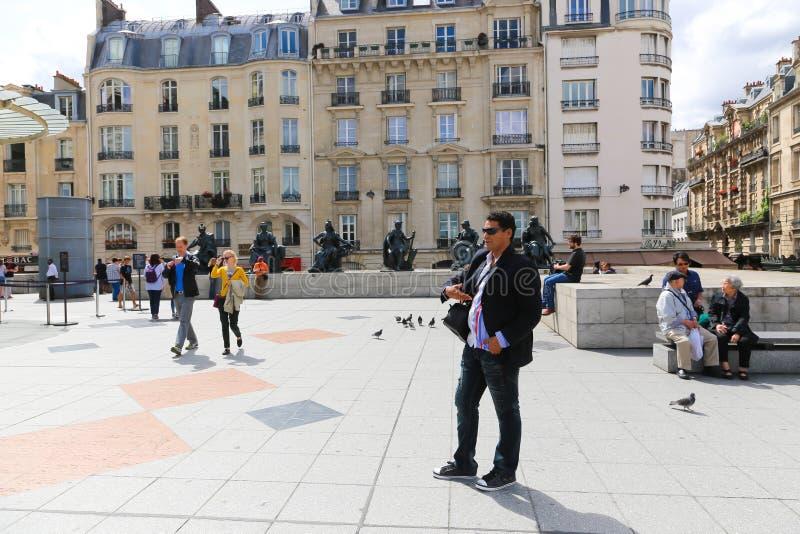 музей orsay стоковые фото