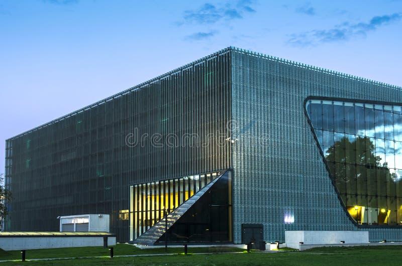 Музей POLIN стоковые изображения