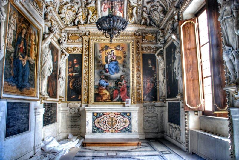 музей rome capitoline нутряной стоковые изображения rf