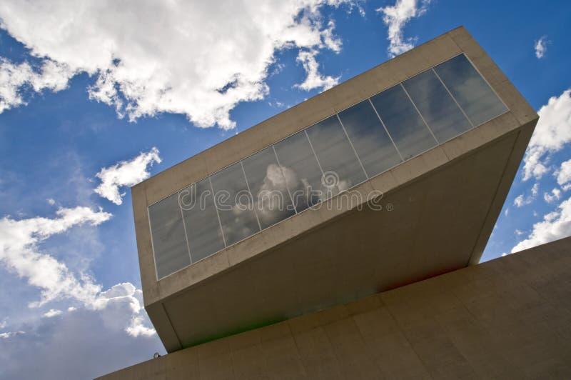 музей rome maxxi стоковое фото