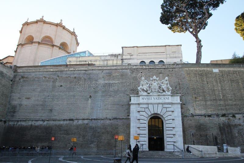 музей vatican стоковая фотография rf