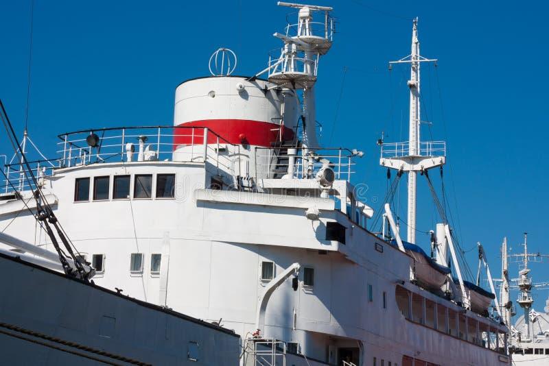 Музей Vityaz исследовательского судна стоковое изображение