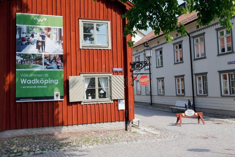 Музей Wadkoping под открытым небом стоковые фото