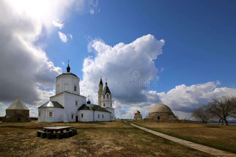 Музе-запас болгарского государства исторический и архитектурноакустический стоковая фотография rf