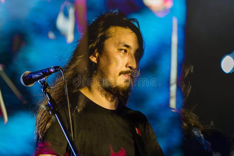Музыкальный фестиваль MIDI в Китае стоковая фотография