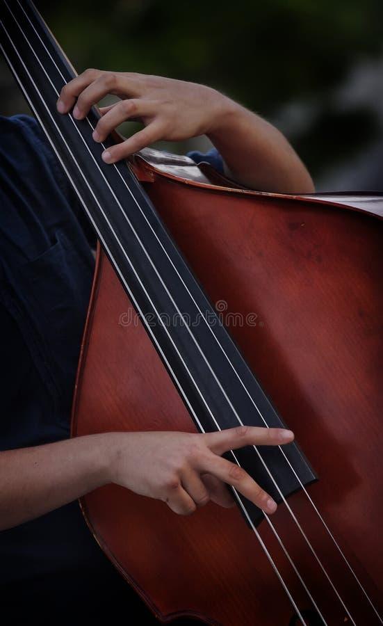 Музыканты улицы стоковые фотографии rf