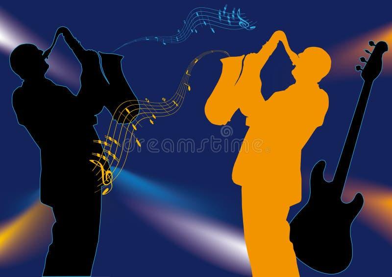 музыканты стоковые изображения