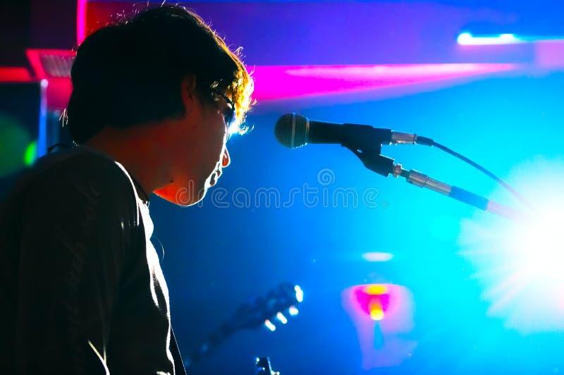 Download музыкант стоковое изображение. изображение насчитывающей adulteration - 6855981