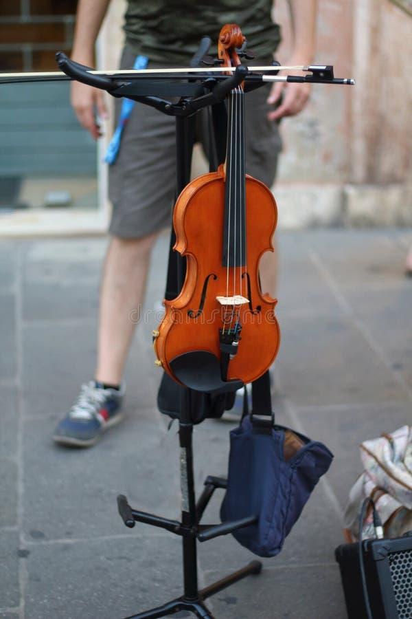 Музыка в улице стоковые фото
