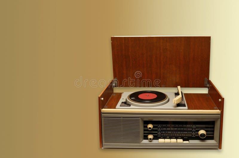 Музыка от старых показателей стоковые фото