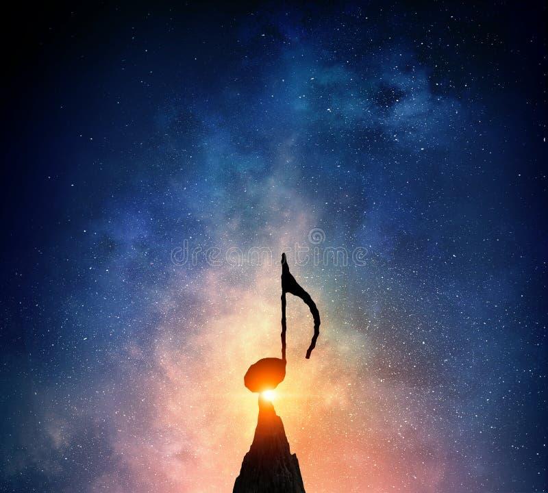 Download Музыка подписывает внутри темноту Мультимедиа Стоковое Изображение - изображение насчитывающей concept, успех: 81807695