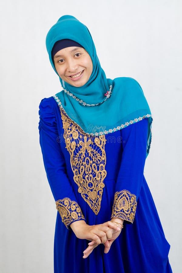 Мусульманские женщины стоковое фото