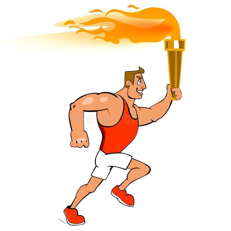 знает, какой картинка спортсмен бежит с факелом самоубийц лучшие обои