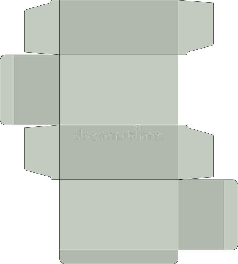 мыло картины коробки иллюстрация вектора