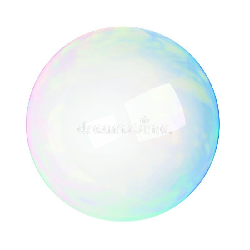 мыло пузыря иллюстрация штока