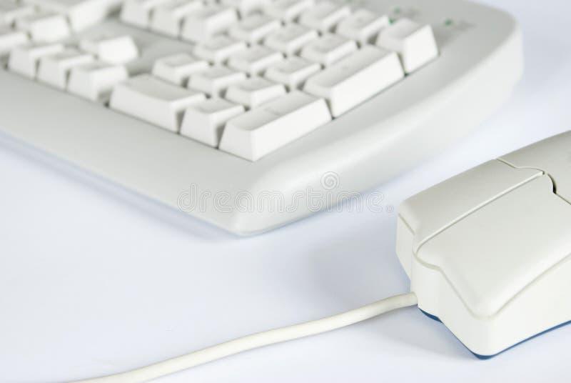 мышь клавиатуры стоковые изображения