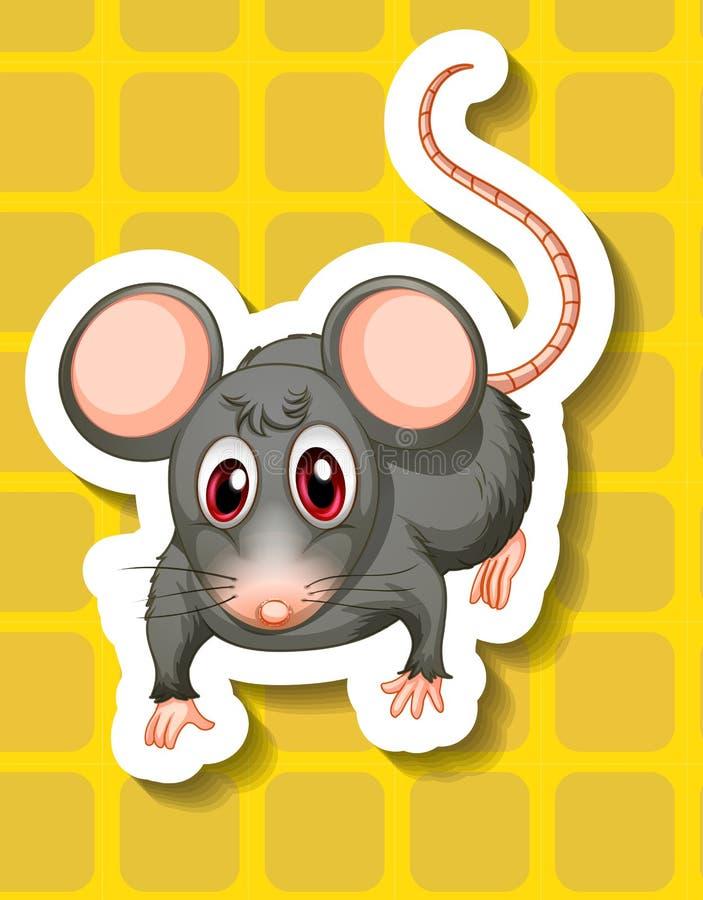 мышь иллюстрация штока