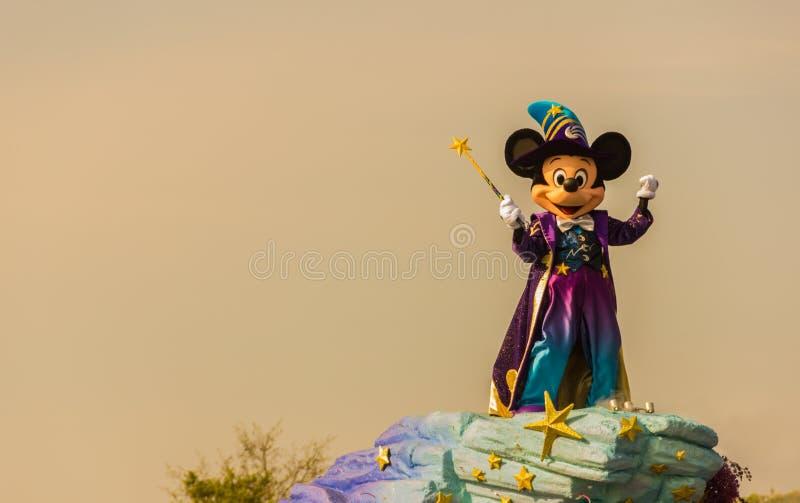 Мышь Mickey II стоковые изображения rf