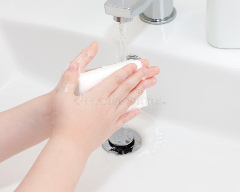 Мыло бара стоковое изображение