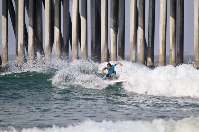 Мы раскрываем серфинга 2018 стоковое фото rf