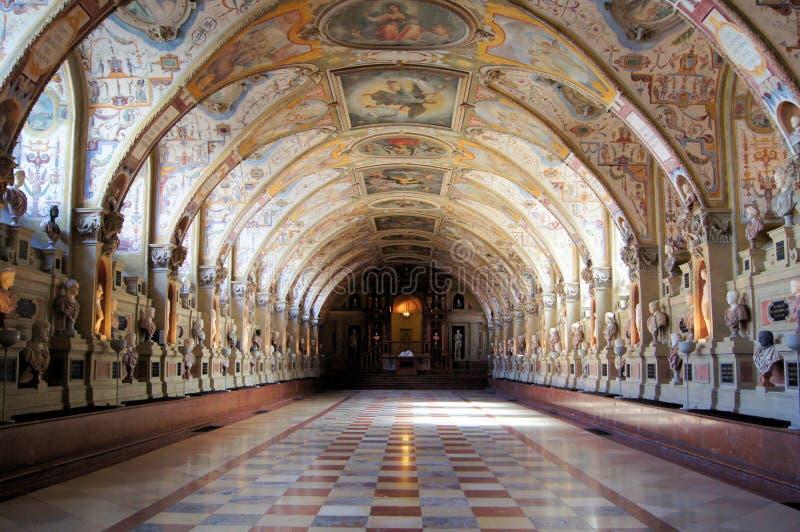 Мюнхен Residenz стоковые изображения rf