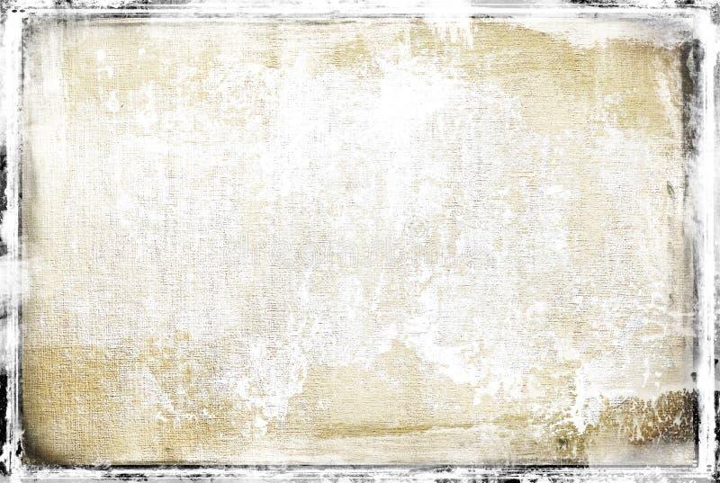 Мягкая рамка grunge бесплатная иллюстрация