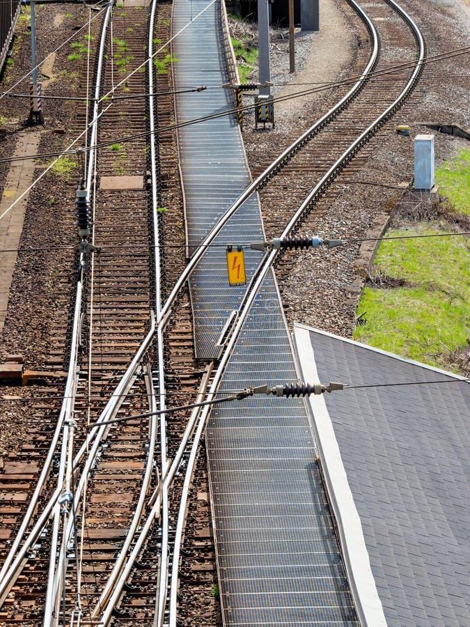 Мягкие поезда стоковая фотография