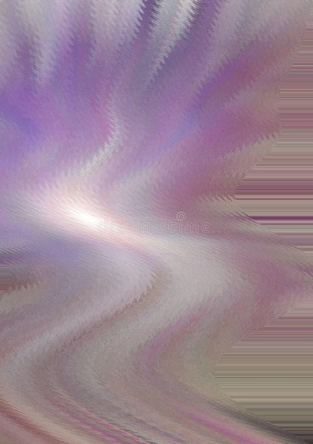 Мягкое движение неги иллюстрация вектора