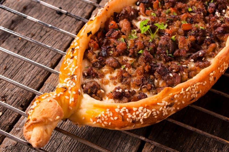 Мясо в соусе стоковые фотографии rf