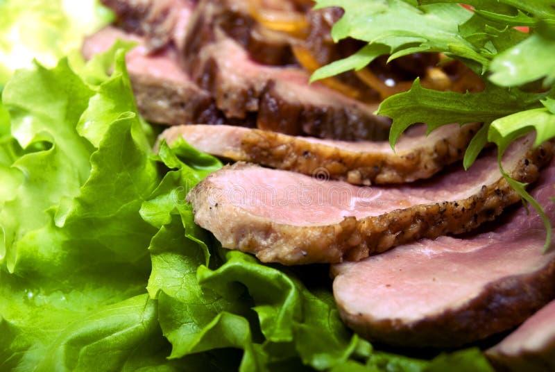 мясо закуски стоковые фото