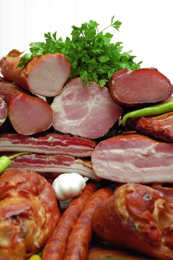 мясо курило стоковое изображение rf