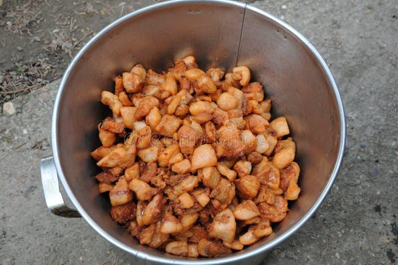 Мясо поножей стоковые фото
