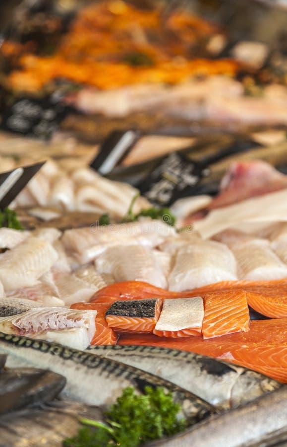 Мясо рыб Стоковое Фото