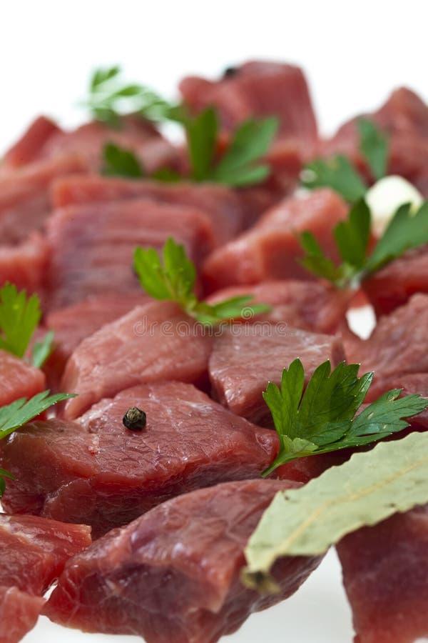 Download мясо сырцовое стоковое изображение. изображение насчитывающей отрезано - 17611715