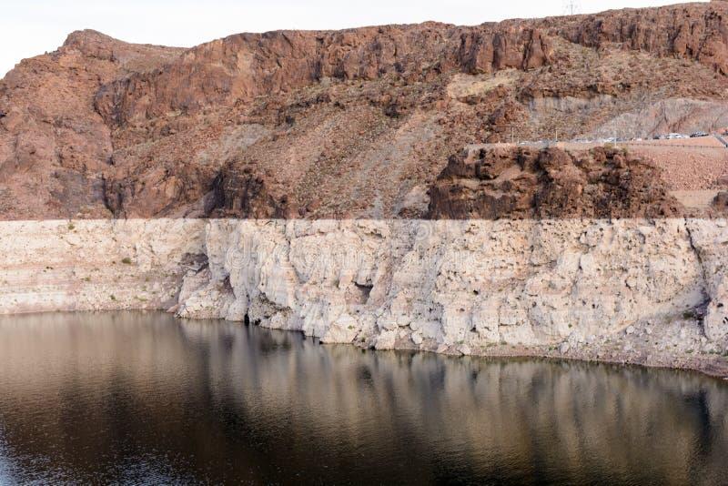 Мёд озера водораздел стоковое изображение rf