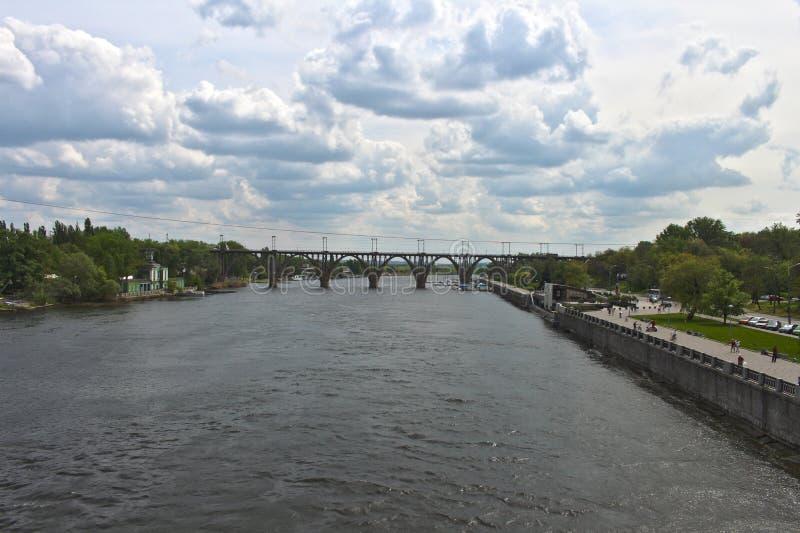 наведите реку стоковая фотография rf