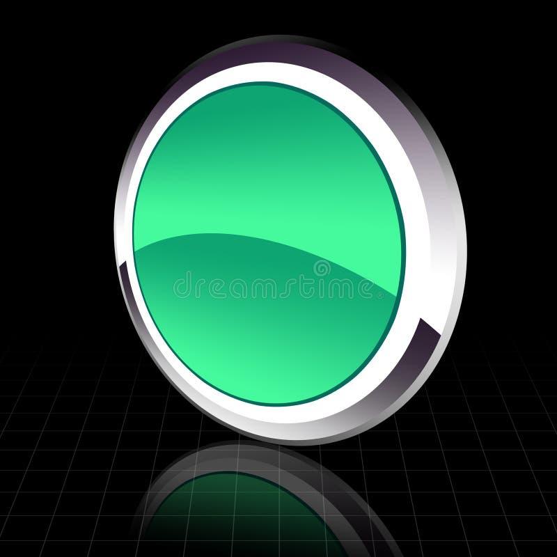 навигация кнопки иллюстрация вектора