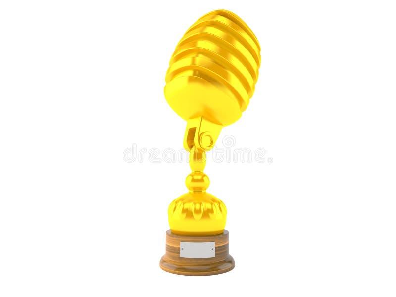 Награда музыки бесплатная иллюстрация