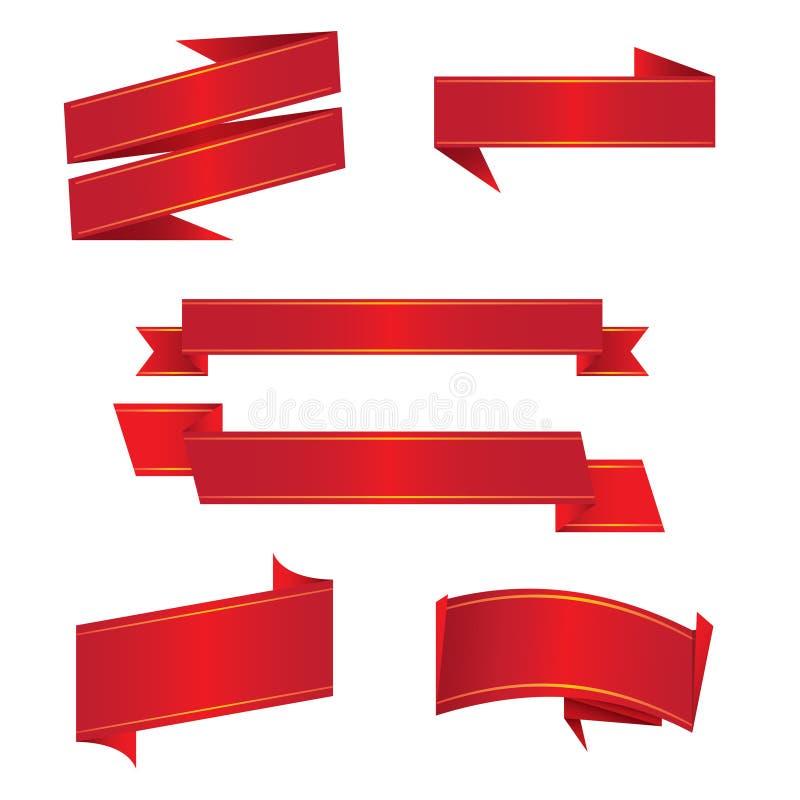 Наградная бумажная лента стоковое изображение rf