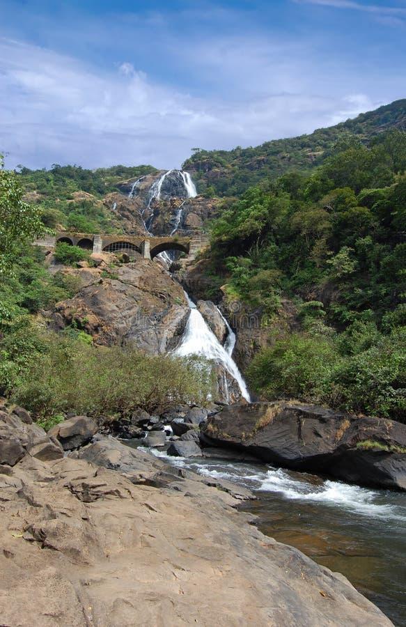 надоьте водопады океана стоковые фотографии rf