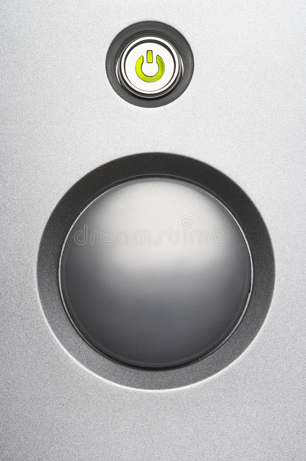 нажим кнопки стоковые фотографии rf