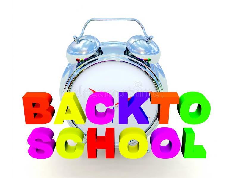 Download Назад к школе иллюстрация штока. иллюстрации насчитывающей письма - 33737152
