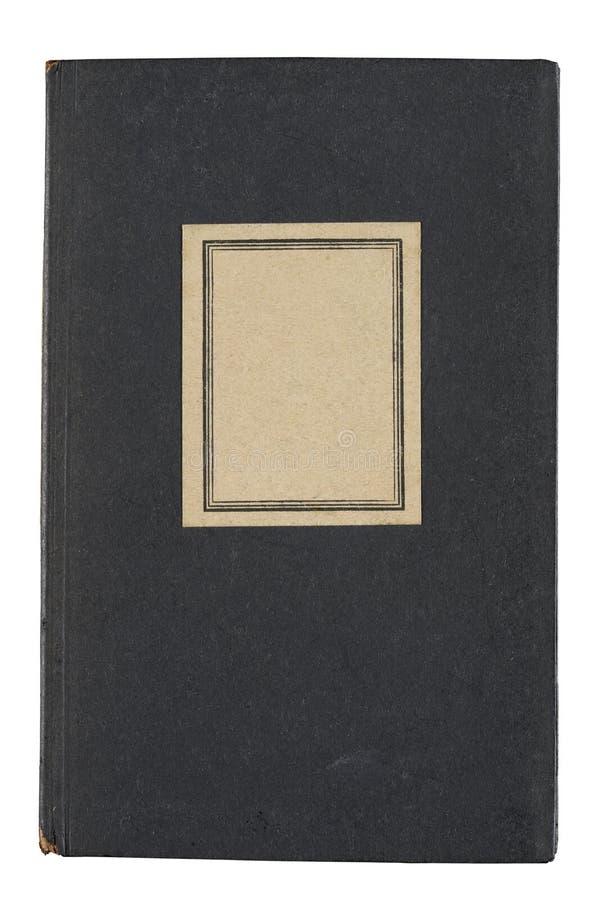 Название книги тренировки старое стоковые фотографии rf
