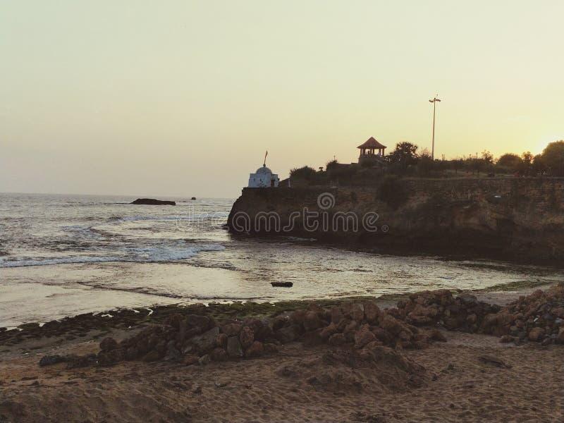 Назначение пляжа стоковые фото