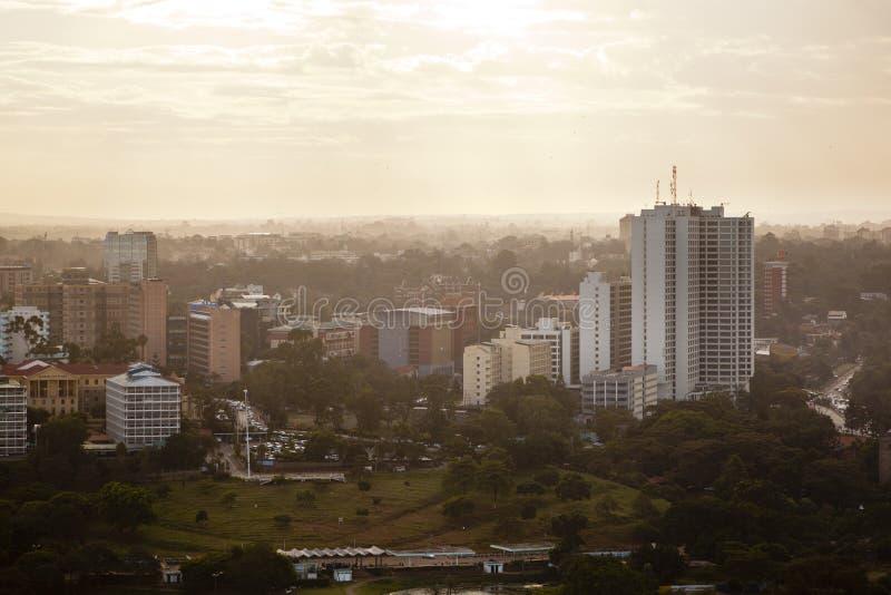 Найроби Uhuru Park, Кения, редакционная стоковые изображения