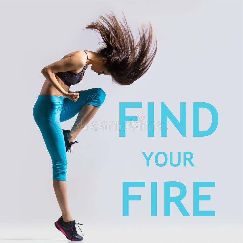 Найдите ваш огонь стоковая фотография rf
