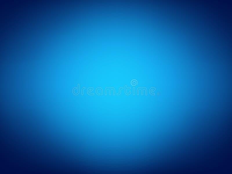 Накаляя ровные шаблон вебсайта градиента, заголовок знамени или график sidebar, запачканная голубая абстрактная предпосылка с нео иллюстрация штока